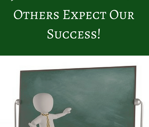 Allowing Expectations for Our Success.