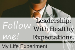 Leadership with HealthyExpectations.
