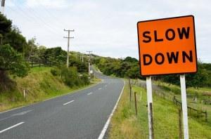 Surrender slow down
